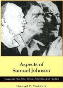 Cover: Aspects of Samuel Johnson: Essays on His Arts, Mind, Afterlife, and Politics