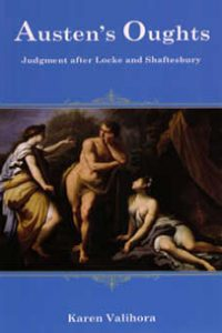Austen's Oughts: Judgment after Locke and Shaftesbury