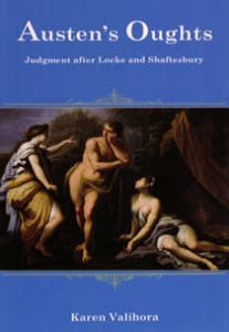 Cover: Austen's Oughts: Judgment after Locke and Shaftesbury