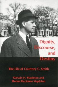 Cover: Dignity, Discourse, and Destiny: The Life of Courtney C. Smith