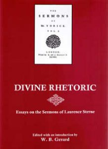 Cover: Divine Rhetoric: Essays on the Sermons of Laurence Sterne