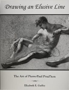 Cover: Drawing an Elusive Line: The Art of Pierre-Paul Prud'hon