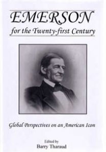 Cover: Emerson for the Twenty-first Century: Global Perspectives on an American Icon