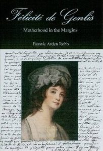 Cover: Félicité de Genlis: Motherhood in the Margins