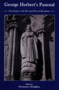 Cover: George Herbert's Pastoral: New Essays on the Poet and Priest of Bemerton