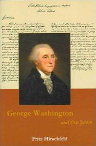 Cover: George Washington and the Jews