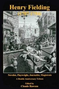 Cover: Henry Fielding (1707-1754): Novelist, Playwright, Journalist, Magistrate: A Double Anniversary Tribute