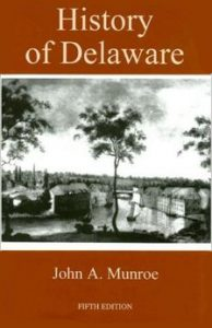 Cover: History of Delaware, Fifth Edition