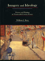 Cover: Imagery and Ideology: Fiction and Painting in Nineteenth-Century France