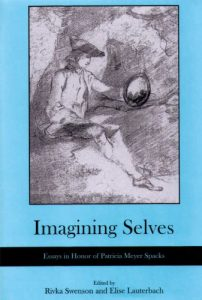 Cover: Imagining Selves: Essays in Honor of Patricia Meyer Spacks