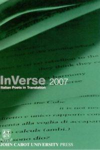 InVerse 2007: Italian Poets in Translation