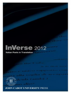 Cover: InVerse 2012: Italian Poets in Translation