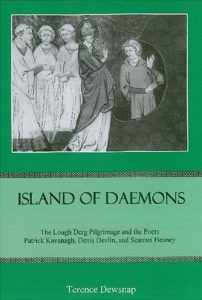 Cover: Island of Daemons: The Lough Derg Pilgrimage and the Poets Patrick Kavanagh, Denis Devlin, and Seamus Heaney