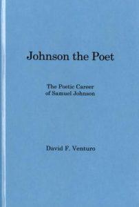 Cover: Johnson the Poet: The Poetic Career of Samuel Johnson