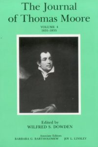 The Journal of Thomas Moore, Volume 4: 1831-1835