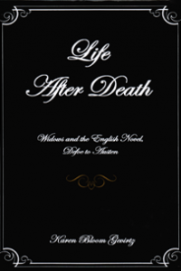 Life After Death: Widows and the English Novel, Defoe to Austen