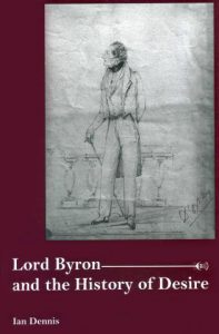 Cover: Lord Byron and the History of Desire