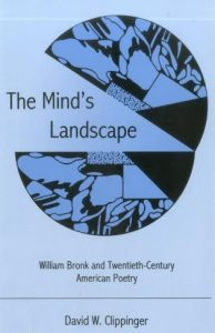 Cover: The Mind's Landscape: William Bronk and Twentieth-Century American Poetry