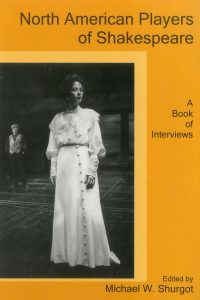 North American Players of Shakespeare: A Book of Interviews
