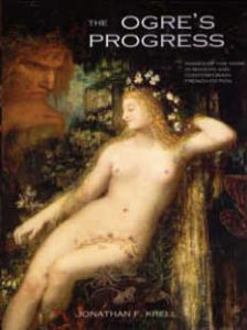 Cover: The Ogre's Progress: Images of the Ogre in Modern and Contemporary French Fiction