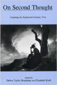 Cover: On Second Thought: Updating the Eighteenth-Century Text