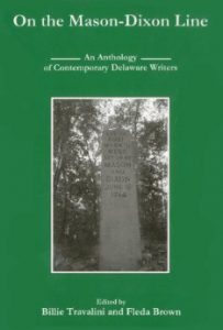Cover: On the Mason-Dixon Line: An Anthology of Contemporary Delaware Writers
