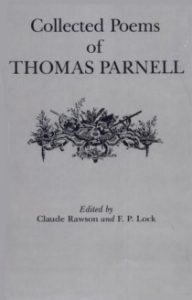 Cover: Collected Poems of Thomas Parnell