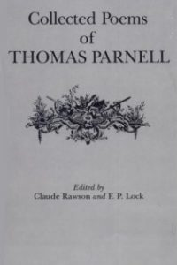 Collected Poems of Thomas Parnell