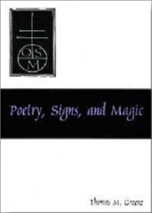 Cover: Poetry, Signs, and Magic