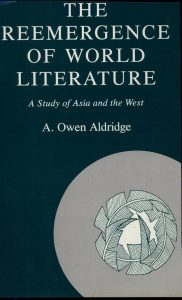Cover: The Reemergence of World Literature: A Study of Asia and the West
