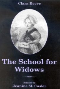 Cover: The School for Widows
