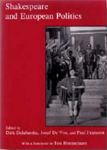 Cover: Shakespeare and European Politics
