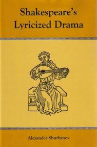Cover: Shakespeare's Lyricized Drama