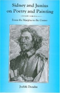 Cover: Sidney and Junius on Poetry and Painting: From the Margins to the Center