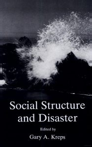 Cover: Social Structure and Disaster