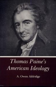 Cover: Thomas Paine's American Ideology