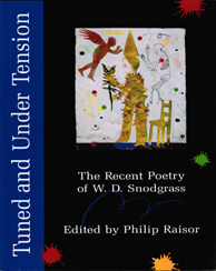 Cover: Tuned and Under Tension: The Recent Poetry of W. D. Snodgrass