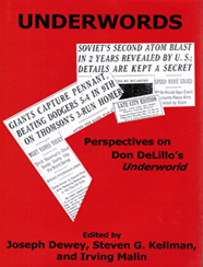 Cover: UnderWords: Perspectives on Don DeLillo's Underworld