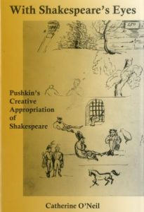 Cover: With Shakespeare's Eyes: Pushkin's Creative Appropriation of Shakespeare