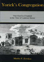 Cover: Yorick's Congregation: The Church of England in the Time of Laurence Sterne