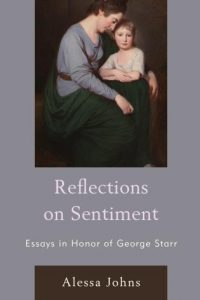 Cover: Reflections on Sentiment: Essays in Honor of George Starr