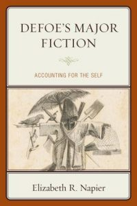 Cover: Defoe's Major Fiction: Accounting for the Self
