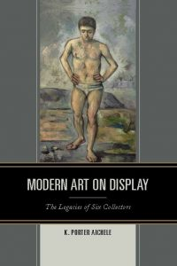Cover: Modern Art on Display: The Legacies of Six Collectors