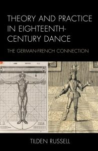 Cover: Theory and Practice in Eighteenth-Century Dance: The German-French Connection