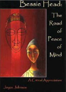 Cover: Bessie Head: The Road of Peace of Mind, A Critical Appreciation