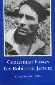 Cover: Centennial Essays for Robinson Jeffers